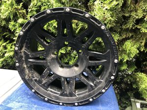 """One Pro Comp Extreme Rim with Original Box 17"""" Just the One for Sale in Renton, WA"""