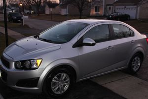 2012 Chevy Sonic LT for Sale in Aurora, IL