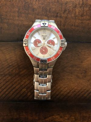 Relic Stainless Steel Watch for Sale in Chino Hills, CA
