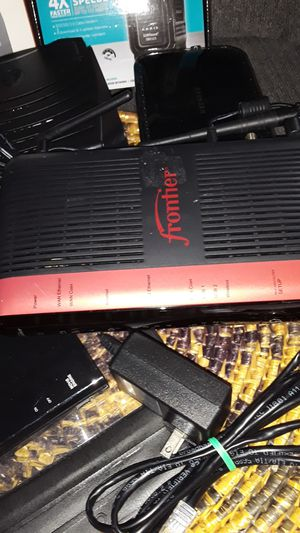 Big lot of cable modems and routers for Sale in Portland, OR