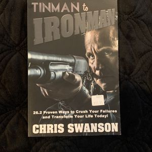 Tinman to Ironman By Chris Wanson for Sale in La Puente, CA