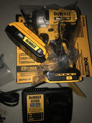 New drill set xR 3 speed impact $100 for Sale in Lakewood, WA