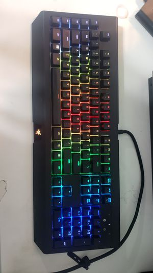 Razer Keyboard and Mouse!!! for Sale in Montclair, CA