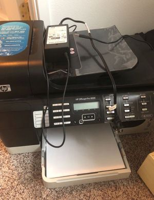 Witeless all in one Printer HP officejet pro 8500 for Sale in La Habra, CA