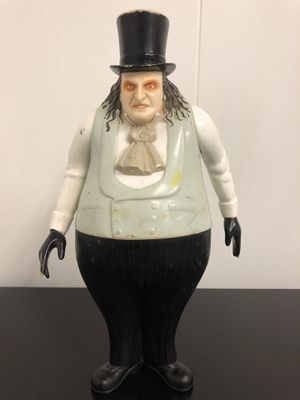 """THE PENGUIN - VINTAGE DC - 10""""Action Figure 1992 for Sale in Portland, OR"""