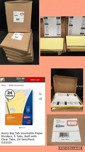 Office supplies for Sale in Whittier, CA