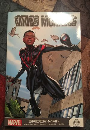 Miles Morales Comic Book for Sale in Benbrook, TX