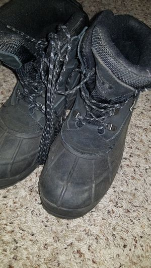 Men's Work Boots Thinsulate Size 10 Used Condition for Sale in SeaTac, WA