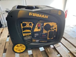 Furman inverter generator 3200 W for Sale in Seattle, WA