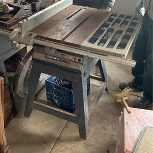 Wards Power-Kraft Table Saw for Sale in Gig Harbor, WA