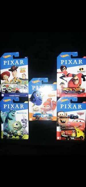 Hot Wheels Pixar Cars for Sale in Los Angeles, CA