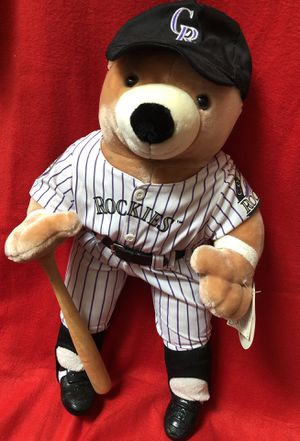 Rare Rockies Pro Bear for Sale in South San Francisco, CA