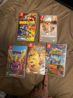 All Nintendo Switch games for Sale in Sun City, AZ
