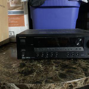 Onkyo Stereo receiver for Sale in La Mesa, CA