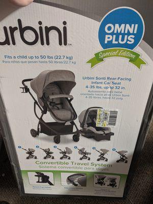 Urbini Omni Plus Travel System for Sale in Hampton, VA