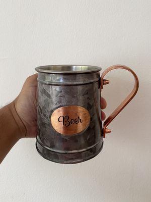 Metal beer mug for Sale in Washington, DC