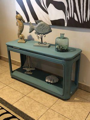 Sofa/hall table for Sale in Tempe, AZ