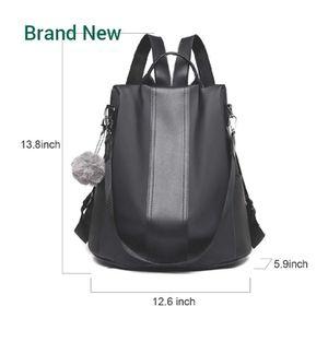 Brand new waterproof women backpack shoulder bag in packaging for Sale in San Lorenzo, CA