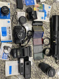 Minolta X-700 Camera for Sale in Canton,  GA