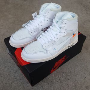 Jordan 1 Off White NRG size 8.5 for Sale in San Diego, CA