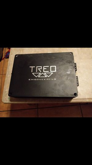 Treo enginering RSX 1900x1 channel monoblock amp for Sale in Humble, TX