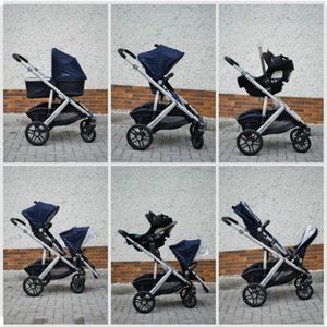 Uppababy Vista Double Stroller for Sale in New Haven, CT