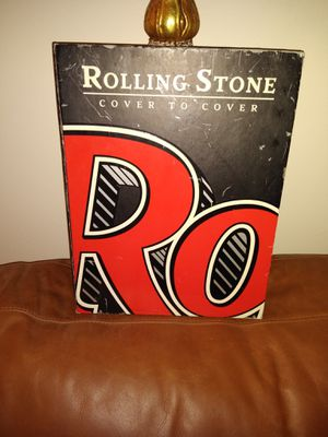 Rolling Stones book for Sale in Silver Spring, MD