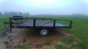 Tilt trailer for Sale in Dorset, OH