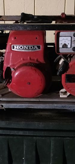 Vintage Honda Generator E1500 for Sale in Kent,  WA