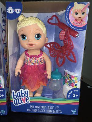 Baby alive doll for Sale in Tamarac, FL