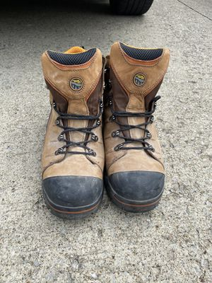 Timberland work boots for Sale in North Olmsted, OH