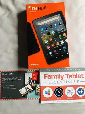 """Amazon Fire HD 8"""" 32 GB (latest model) Black for Sale in Bellevue, WA"""