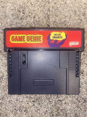 Game Genie ( SNES ) for Sale in Mesa, AZ
