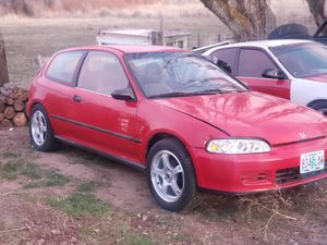 94 Honda Civic HB for Sale in Culver, OR