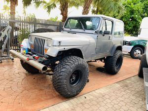 1994 Jeep Wrangler for Sale in Hialeah, FL