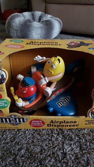 M&M Airplane Dispenser for Sale in Dorris, CA