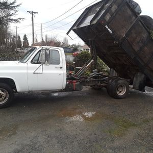 Chevy Hydraulic Lift Bed for Sale in Tacoma, WA
