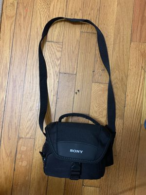 Sony camera bag for Sale in Revere, MA