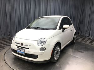 2015 FIAT 500 for Sale in Fife, WA