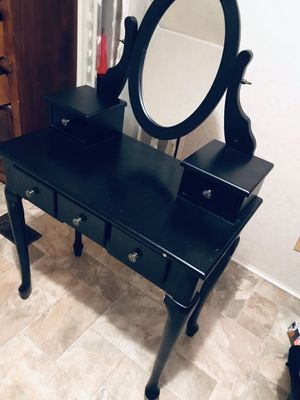 Black Makeup Vanity for Sale in Colquitt, GA