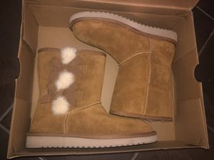 Tan UGGs Winter Boots for Sale in Goodyear, AZ