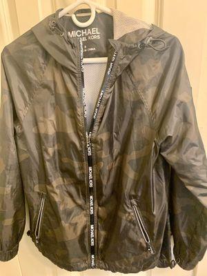 Michael Kors rain jacket for Sale in Chelsea, MA