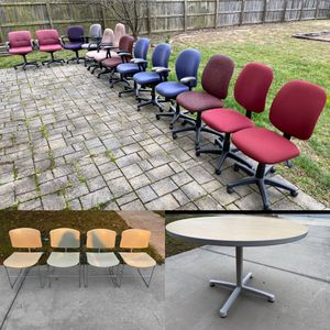 Real Solid and sturdy Office Chairs! Going out of business! for Sale in Greensboro, NC