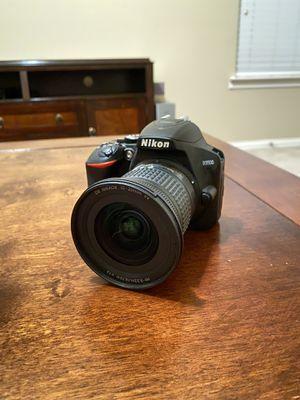 Nikon D3500 Camera for Sale in Frisco, TX