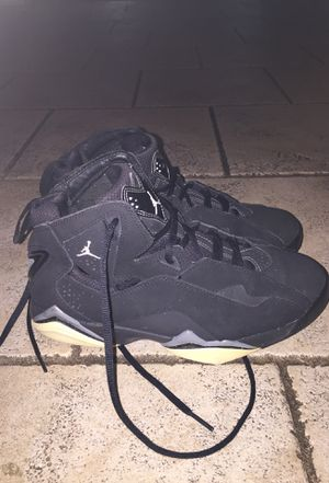 Black and white Jordan's size 7.5 for Sale in Lakewood Township, NJ