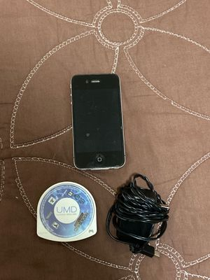 iPhone 4th generation works perfectly just add career plus other stuff for Sale in Phoenix, AZ