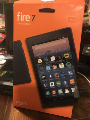 Amazon Fire 7 Tablet for Sale in Groton, MA