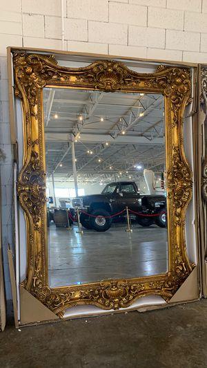 Antique gold mirror for Sale in Dallas, TX