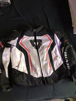 REV'IT Vertex Air Jacket Medium (tags motorcycle, gear, jacket) for Sale in Clackamas,  OR