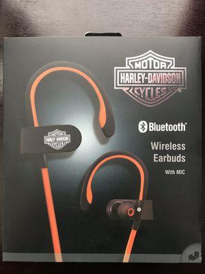 ec66e21bfee Harley-Davidson Bluetooth Wireless Earbuds / Headphones for Sale in  Fontana, CA